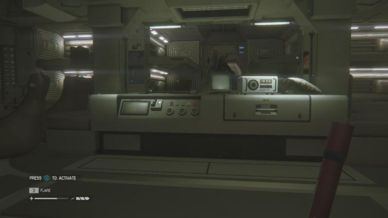 VeNoM TwP playing Alien: Isolation