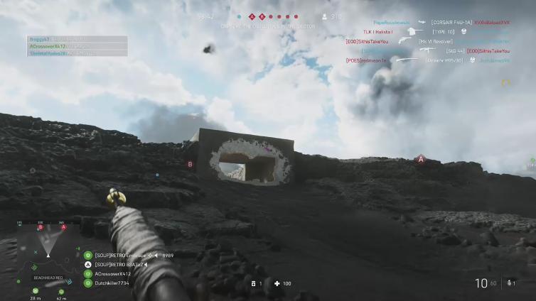 RETRO B3ATzZ playing Battlefield V